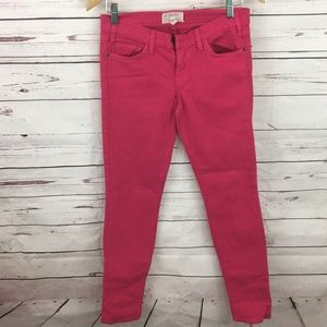 Current Elliot Stretch Ankle Skinny Jeans